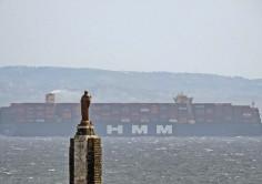 MEGASHIPS. El HMM ALGECIRAS ya surca los mares del mundo