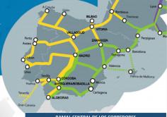 FERROCARRIL. El Puerto de Algeciras apoya la iniciativa Ramal Central