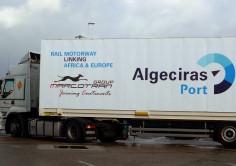 SOSTENIBILIDAD. Puerto de Algeciras, ADIF, APL y Rail&Truck firman el Protocolo para impulsar la autopista ferroviaria Algeciras-Zaragoza
