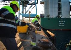 EMPLEO ALGECIRAS. El empleo generado por el Puerto de Algeciras crece más de un 23%