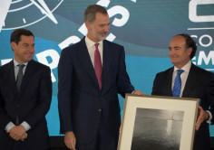 PREMIOS. Los empresarios gaditanos reconocen la trayectoria del Puerto de Algeciras