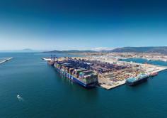 COVID19. El Puerto de Algeciras, ABIERTO y OPERATIVO para mercancías