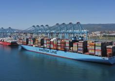 TRÁFICOS. El Puerto de Algeciras mueve 107 millones de toneladas en 2020