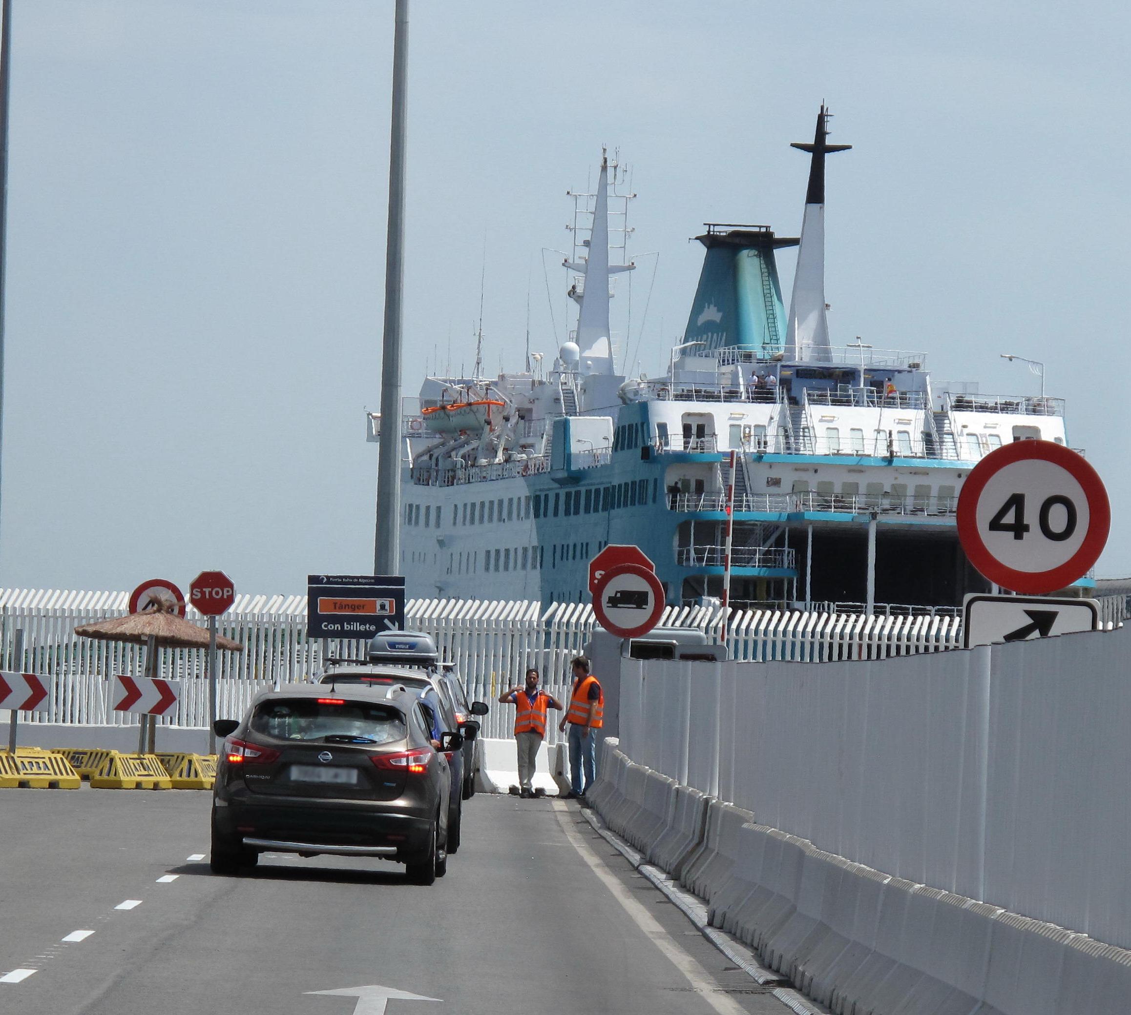 Noticias - Puerto de algeciras hoy ...